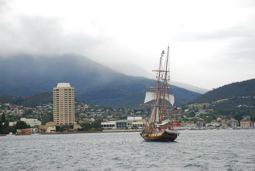 行色澳洲 34 塔斯马尼亚总结高清图片