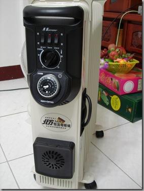 DSC02674 電暖器正面