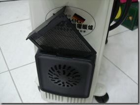 DSC02676 傳熱風扇,附有空氣過濾網