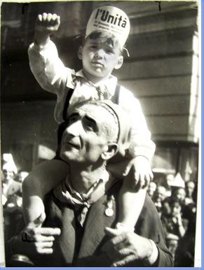 Festival nazionale de l'Unità - Roma 26-09-1948
