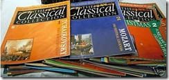 Classical Collection magazines
