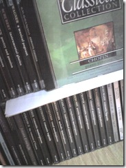 part of my CD collection
