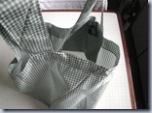 かさ布で作るマイバック 011