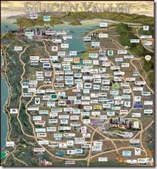 在硅谷,如果你只有1000万美元,那简直什么都不是。