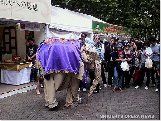 タイ祭り2010